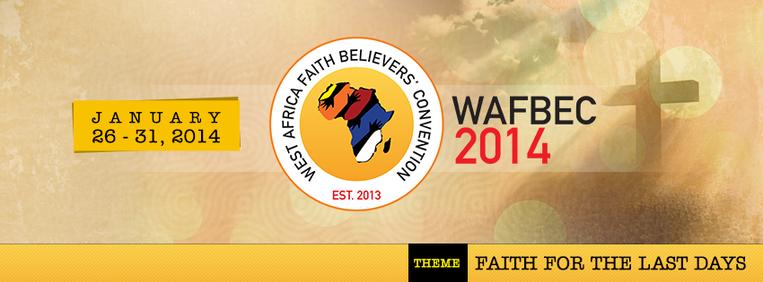A Celebration of Faith – 45 Days to #WAFBEC2014