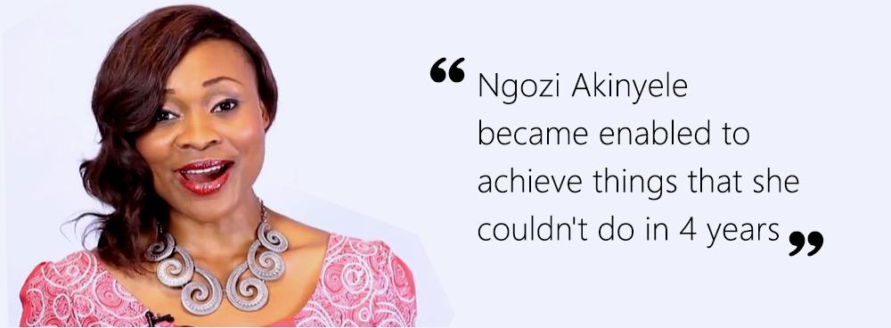 Testimonies from WAFBEC 2013 – Ngozi Akinyele