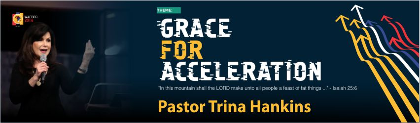 Day 2: Session 1- Pastor Trina Hankins