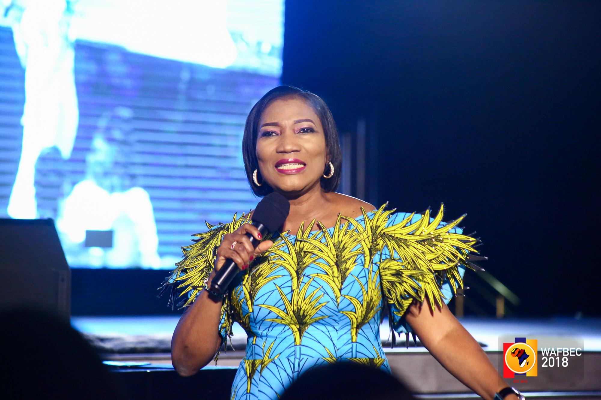 WAFBEC 2018 – Day 2 (Morning Session 3) with Rev. (Mrs) Funke Felix-Adejumo