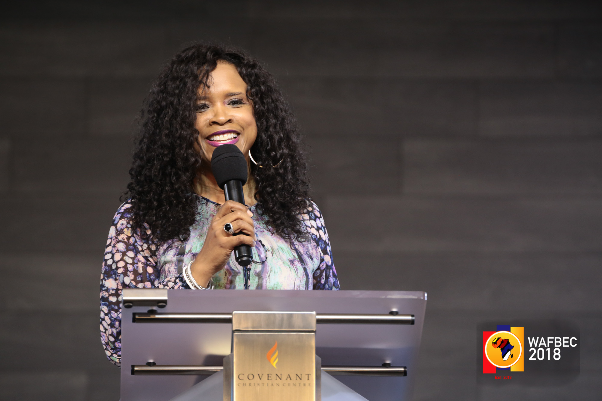 WAFBEC 2018 – Day 5 (Evening Session 1) with Pastor Taffi Dollar