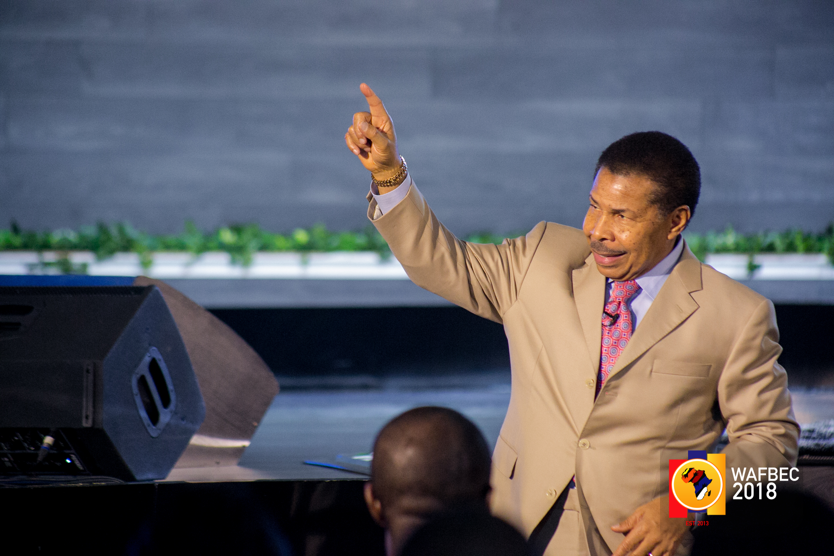 WAFBEC 2018 – Day 8 (Morning Session 1) with Dr. Bill Winston