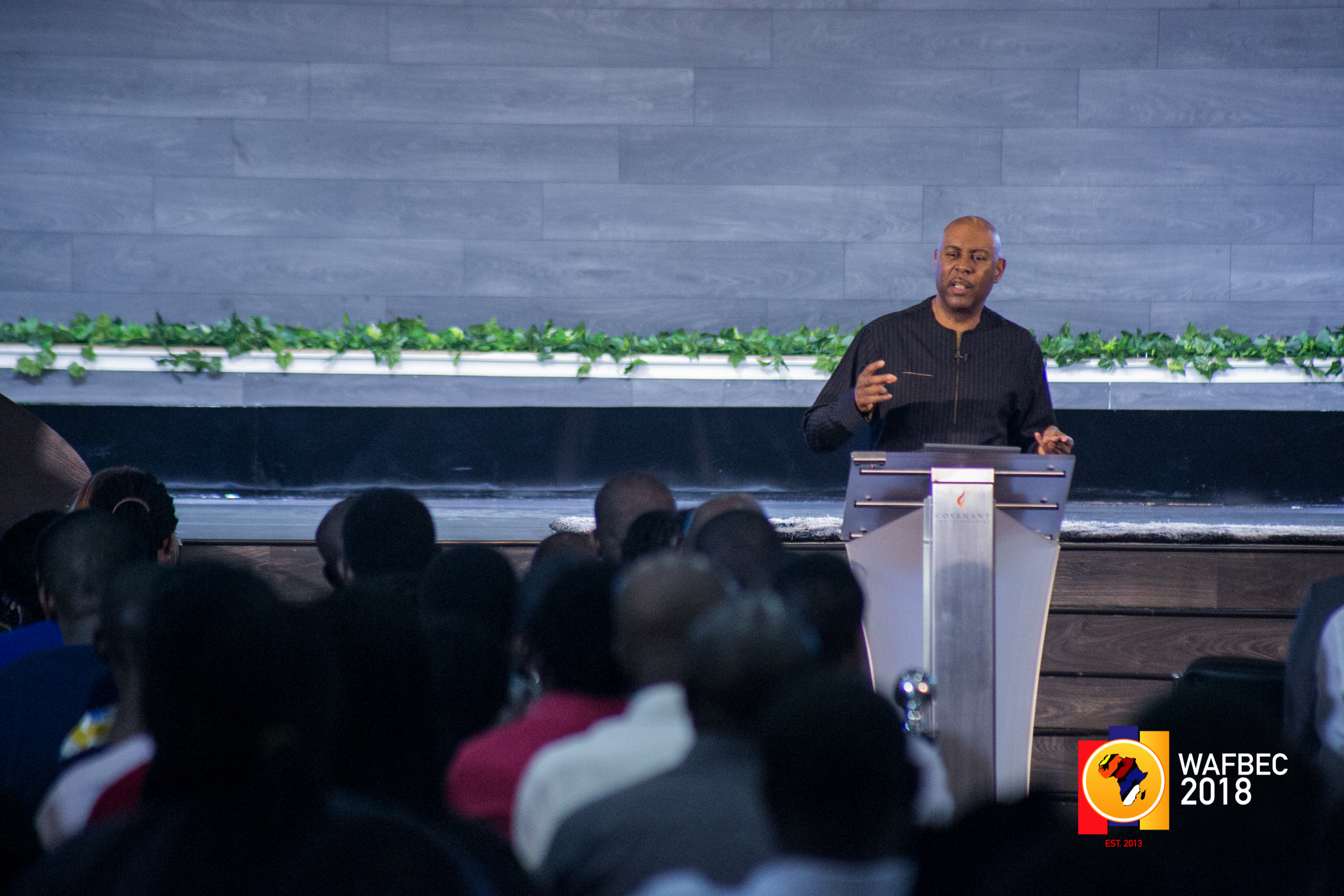 WAFBEC 2018 – DAY 8 (MORNING SESSION 2) with BISHOP KEITH BUTLER