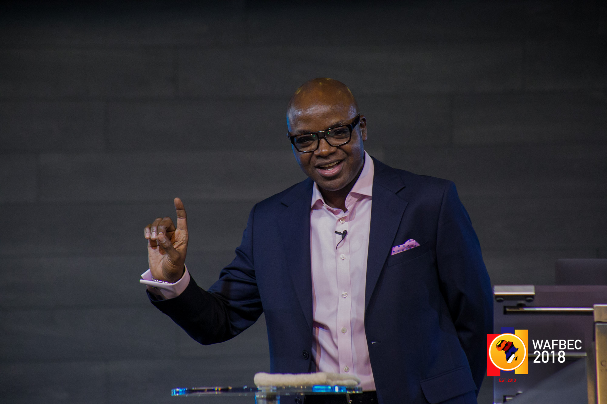 WAFBEC 2018 – Day 4 (AFTERNOON SESSION 1) with PASTOR CARLTON WILLIAMS