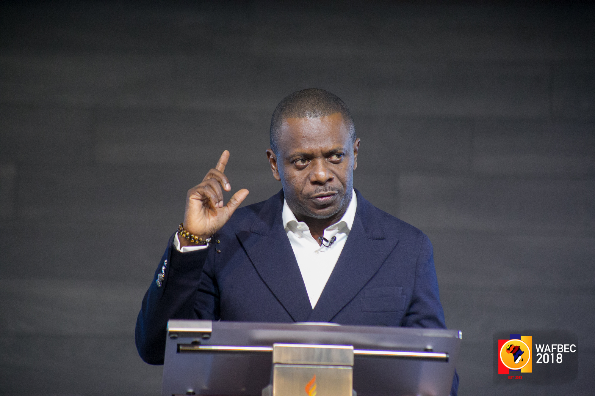 WAFBEC 2018 – DAY 4 (AFTERNOON SESSION 3) with Pastor 'Poju Oyemade