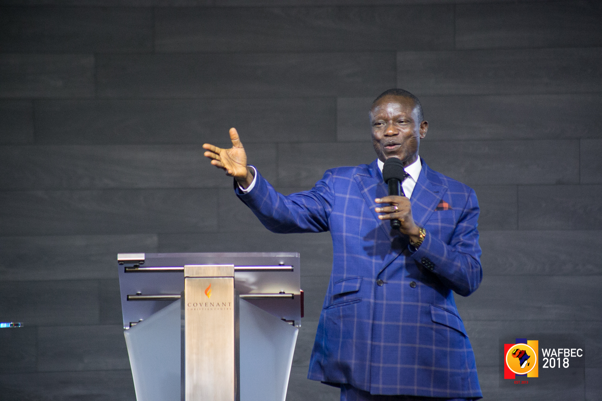 WAFBEC 2018 – Day 4 (Evening Session 2) with BISHOP WALE OKE