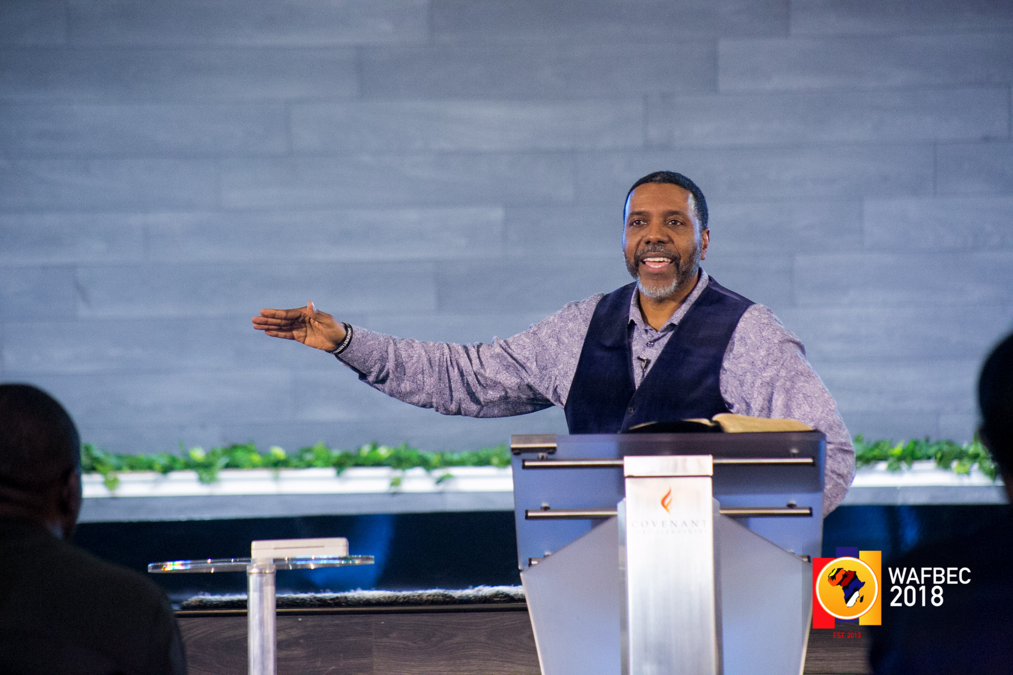 WAFBEC 2018 – Day 7 (Morning Session 1) with Dr. Creflo Dollar