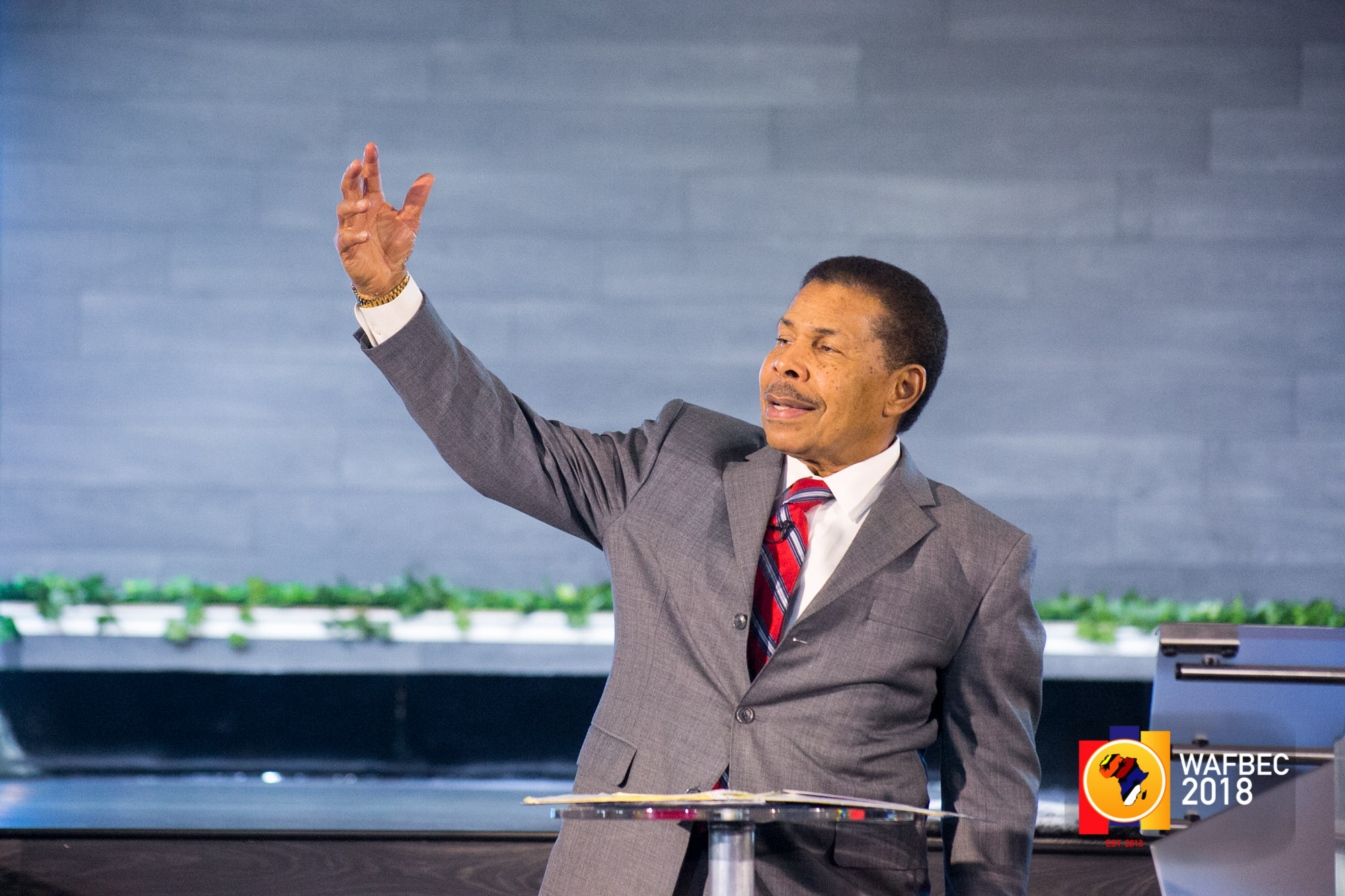 WAFBEC 2018 – Day 7 (Morning Session 2) with Dr Bill Winston