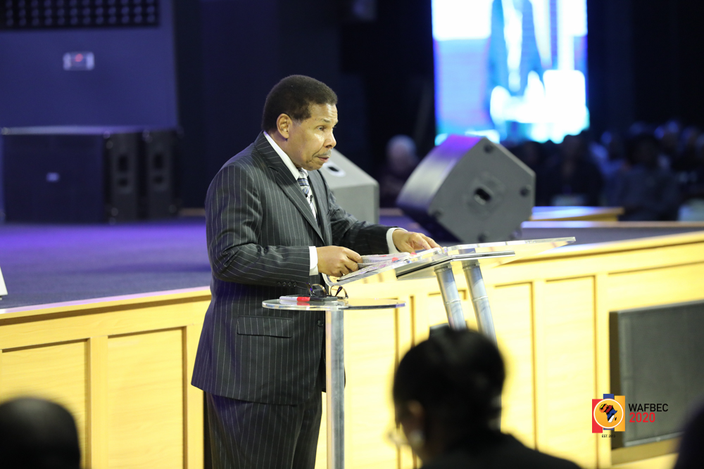 DAY 7: Evening Session 2 with Dr. Bill Winston