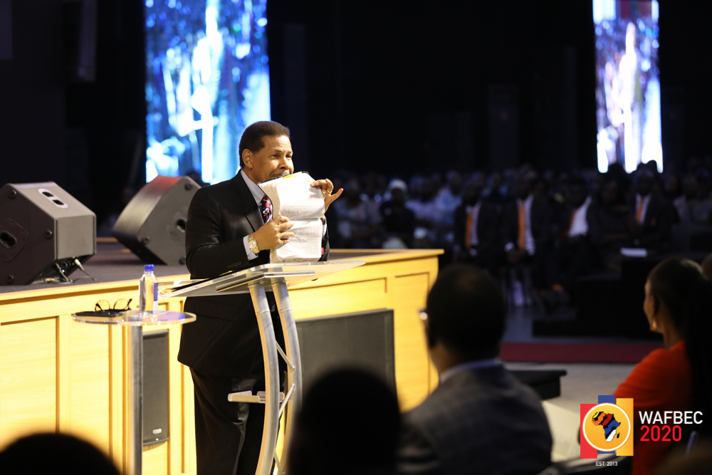 DAY 6: Evening Session 1 with Dr. Bill Winston