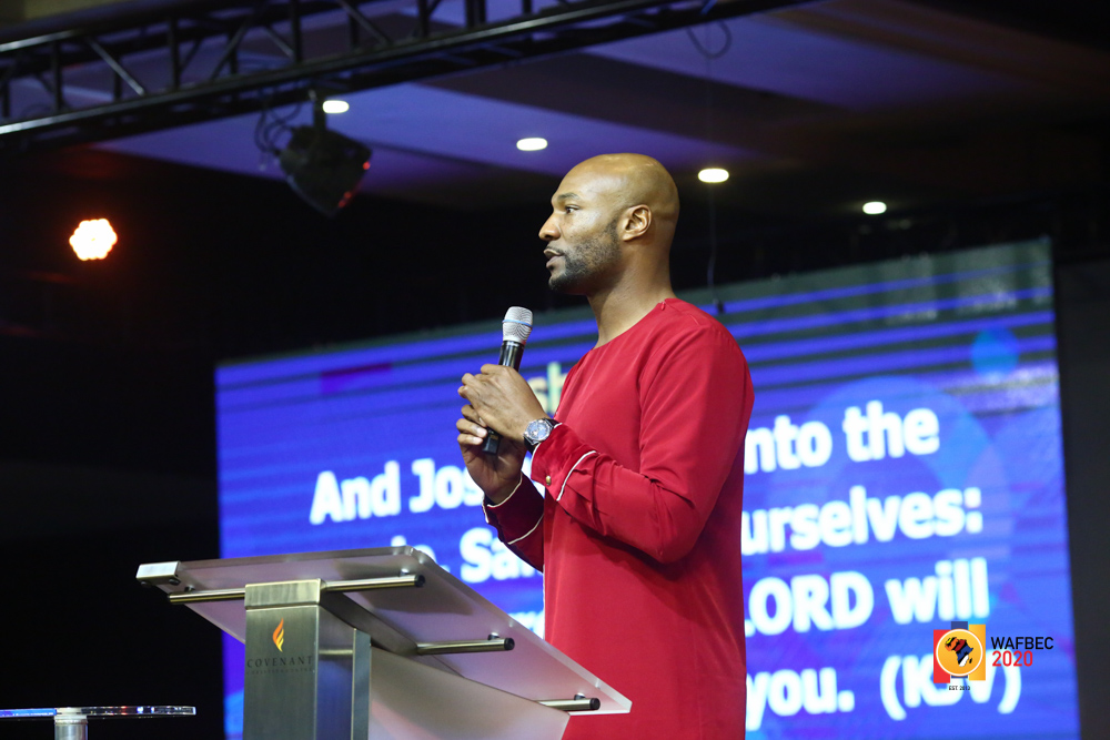 DAY 8: Evening Session 1 with Pastor Keion Henderson