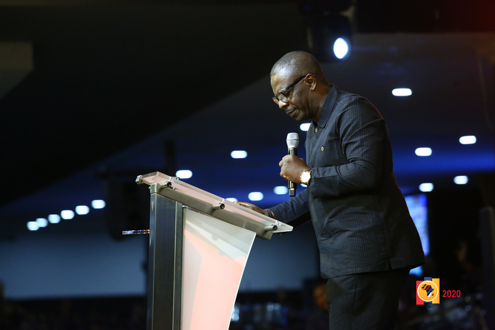 DAY 8: Evening Session 2 With Pastor Poju Oyemade